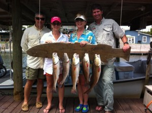 Another Shot of the Redfish