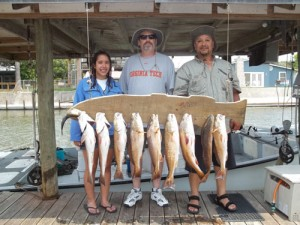 Another Nice Catch of Redfish